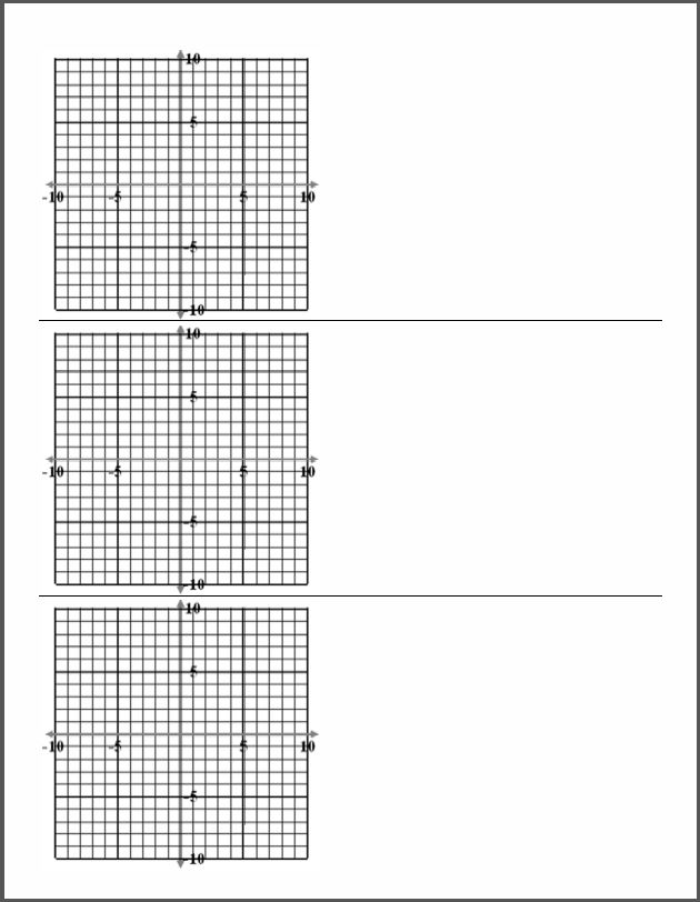 Mrclee.Com - Printable Graph Paper